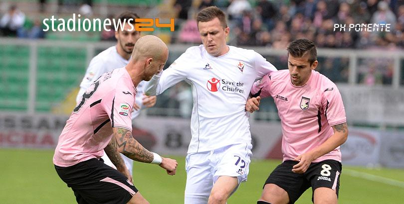 Fiorentina, caso rigorista: lite Bernardeschi-Kalinic! Ilicic spiega la verità
