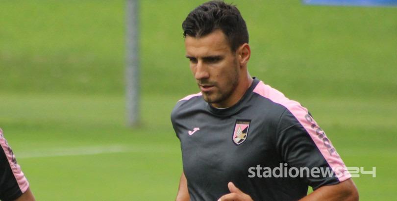 Serie A Palermo, Andelkovic: lesione all'arcata orbitale, sarà operato