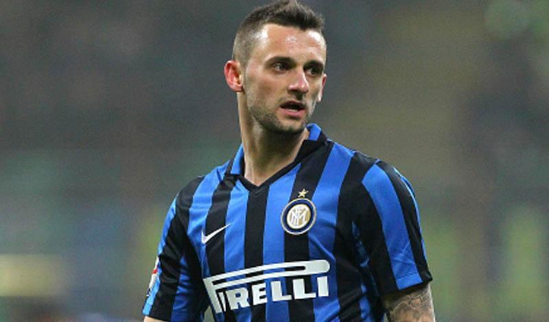 Inter, infortunio per Brozovic: salta due partite, a rischio per la Roma
