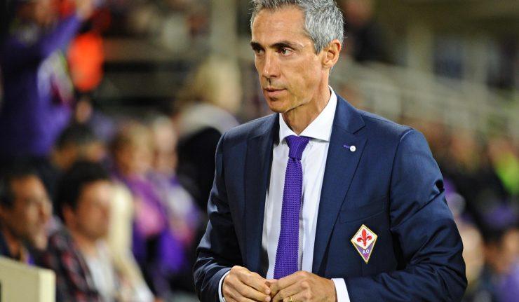 Fiorentina-Atalanta, Paulo Sousa: