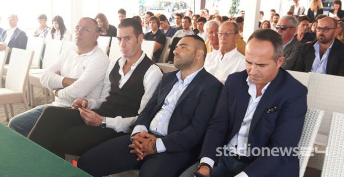 Rinaudo, Miccoli e Francesco Caliandro