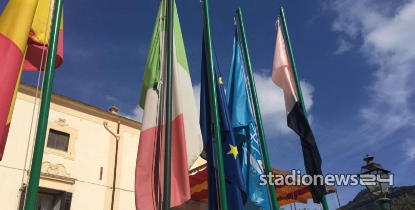 bandiera-palermo-villa-niscemi