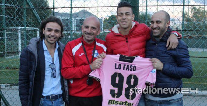 Pillitteri, Tutrone, Lo Faso e Benanti, presidente della Vis Palermo