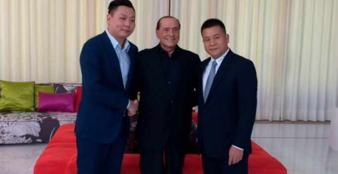 Yonghong Li Milan Berlusconi