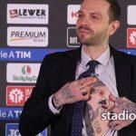 """7 Marzo - Le Iene """"costringono"""" Baccaglini a tatuarsi il logo del Palermo: il primo passo verso i tifosi"""