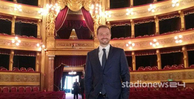 Baccaglini al Teatro Massimo
