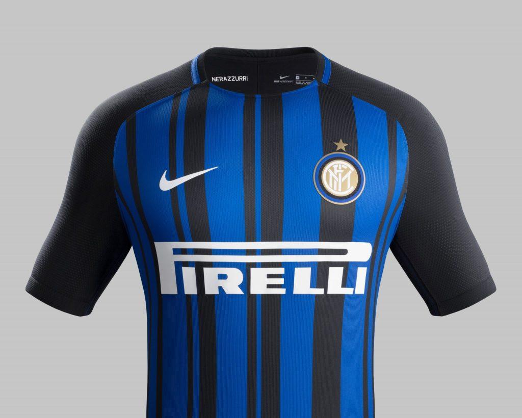 Fußball-Trikots MAGLIA INTER ⚫ Fußball-Trikots von italienischen Vereinen