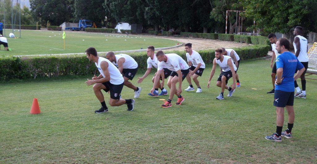 allenamento palermo