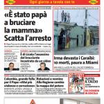 prima-pagina-giornale-sicilia-8-settembre
