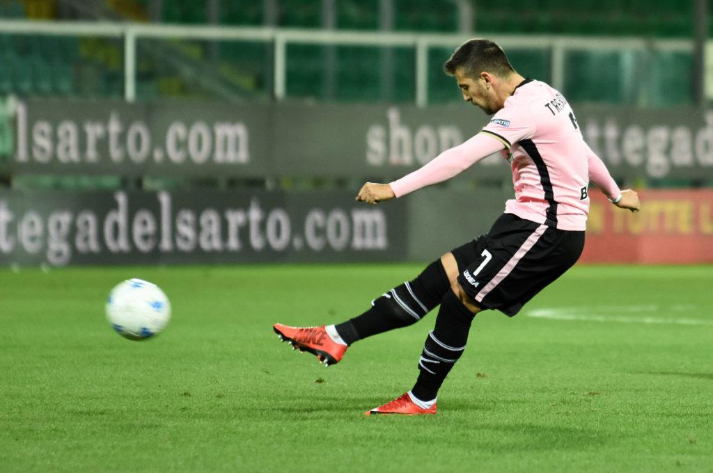 Palermo - Salernitana Trajkovski