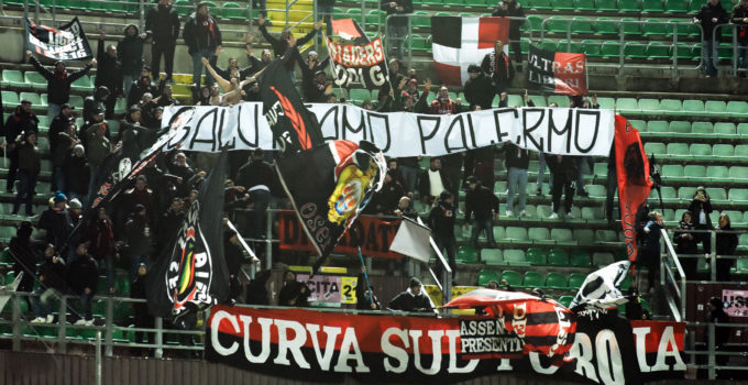Tifosi Palermo Foggia