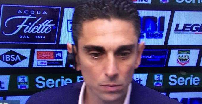 Longo frosinone Palermo