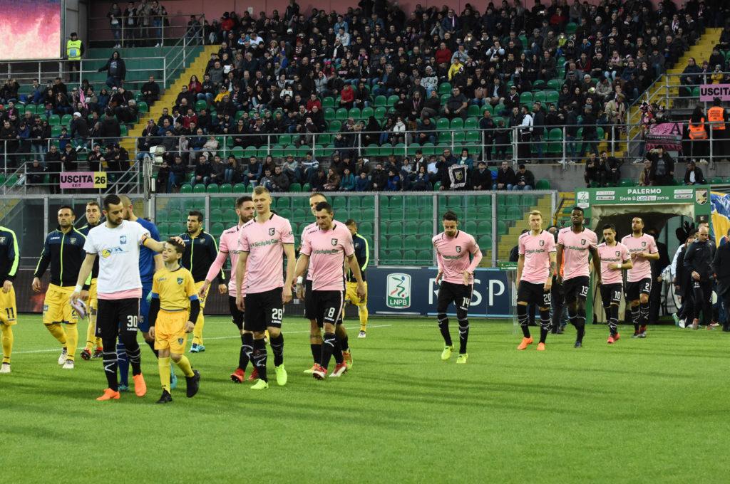 Palermo frosinone