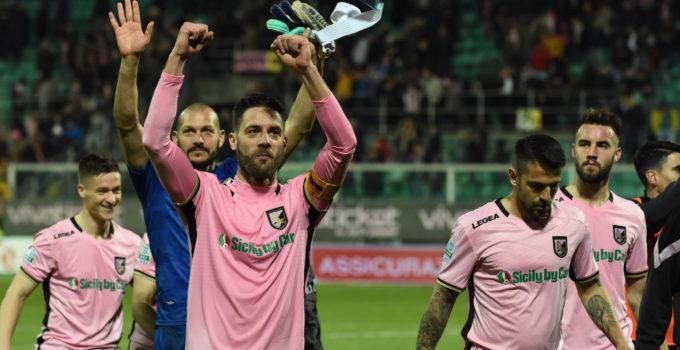 Palermo frosinone Pomini Rispoli
