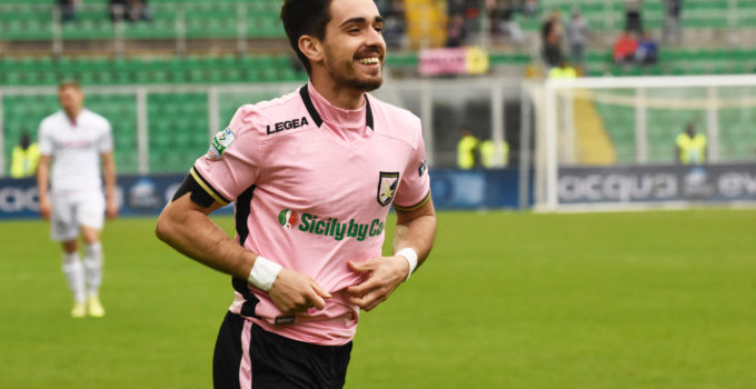 pagelle entella palermo coronado
