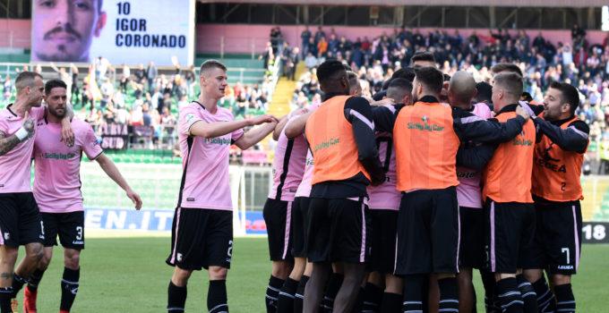 Palermo - Pescara gol Coronado