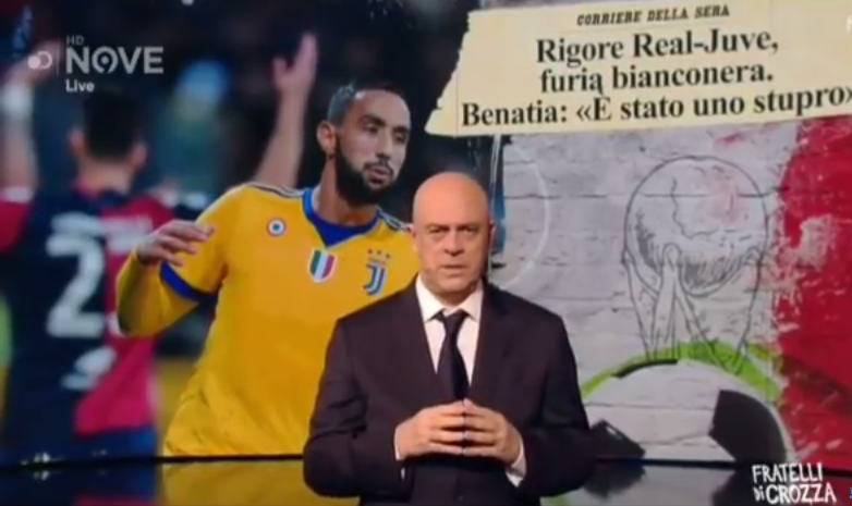 Benatia Juventus Crozza