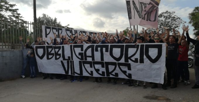 la corsa a ostacoli del Palermo
