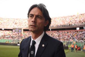 Inzaghi Palermo Venezia