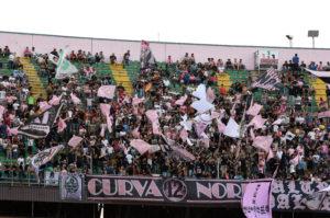 Tifosi Palermo Curva nord 12