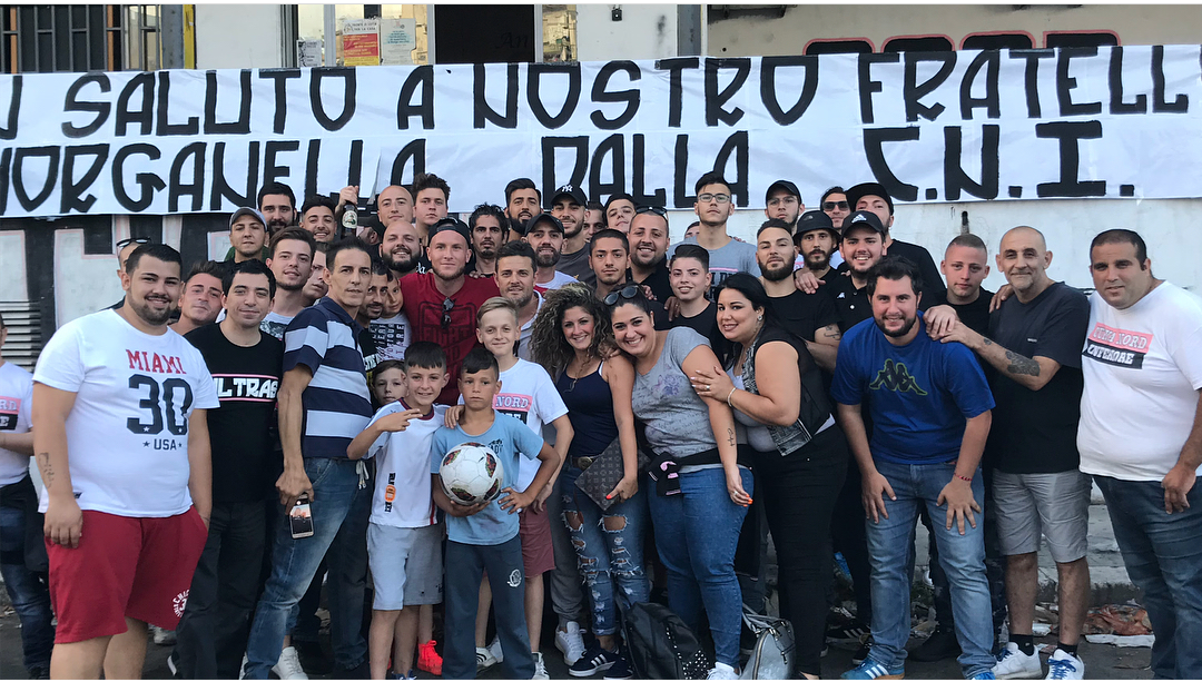 morganella tifosi Palermo