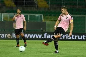 Palermo - Cremonese Rajkovic Bellusci