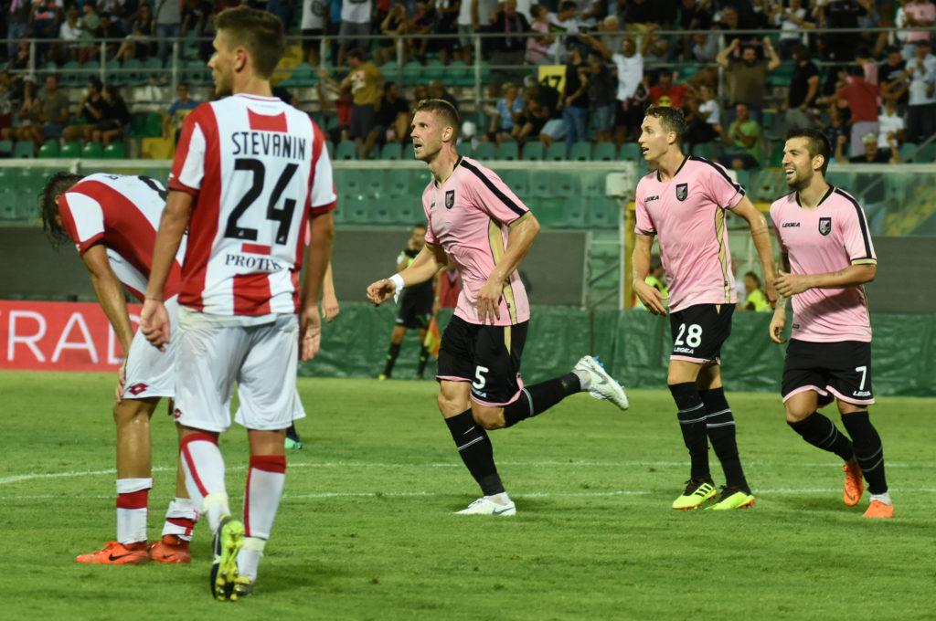 Rajkovic Palermo Vicenza