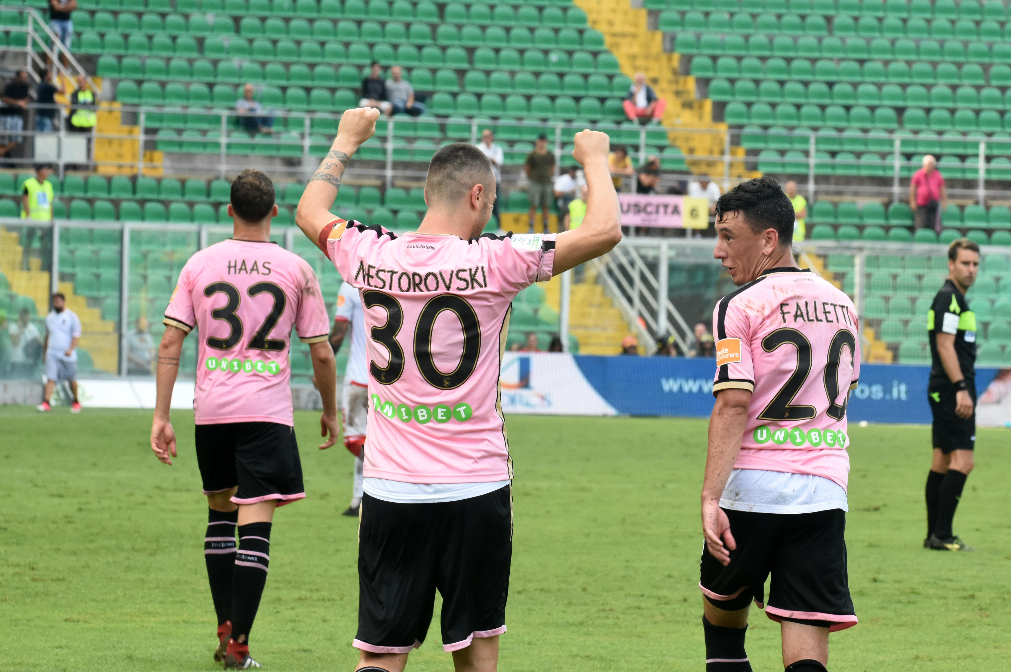 Palermo Perugia Nestorovski