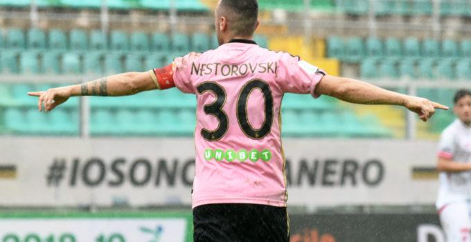 Nestorovski Palermo - Perugia