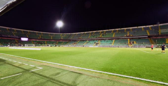 Palermo - Cremonese Barbera stadio