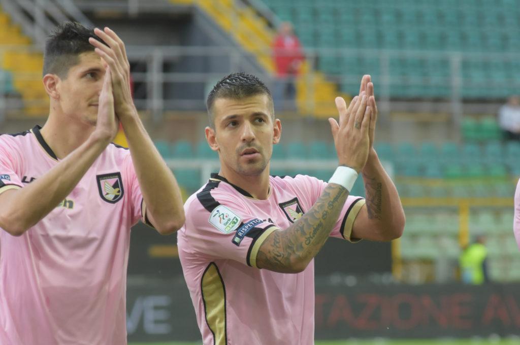 Trajkovski Moreo Palermo Cosenza