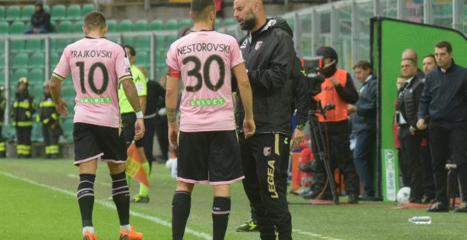 Palermo Cosenza Stellone nestorovski Trajkovski