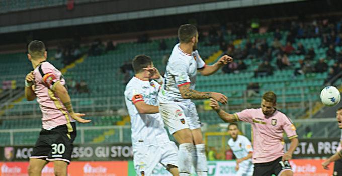 Palermo Cosenza gol Salvi