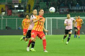 Palermo Benevento Nestorovski Volta