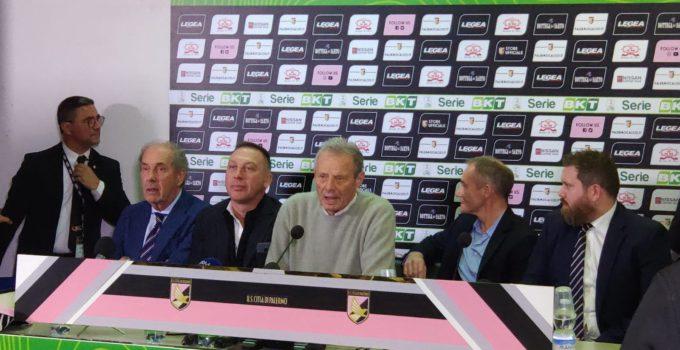 conferenza stampa nuovo palermo