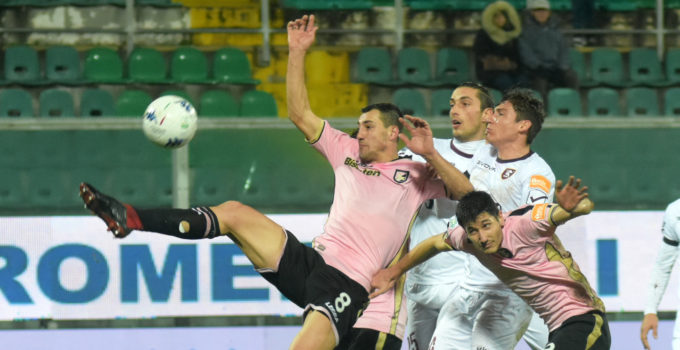 palermo salernitana pagelle