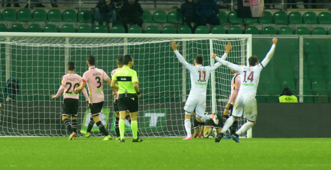 pagelle ironiche palermo salernitana