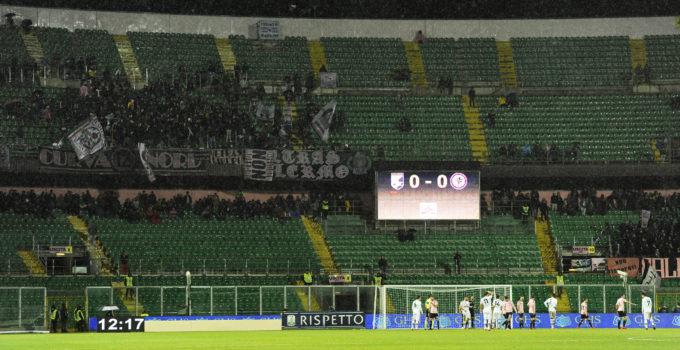 Barbera stadio Palermo - Foggia