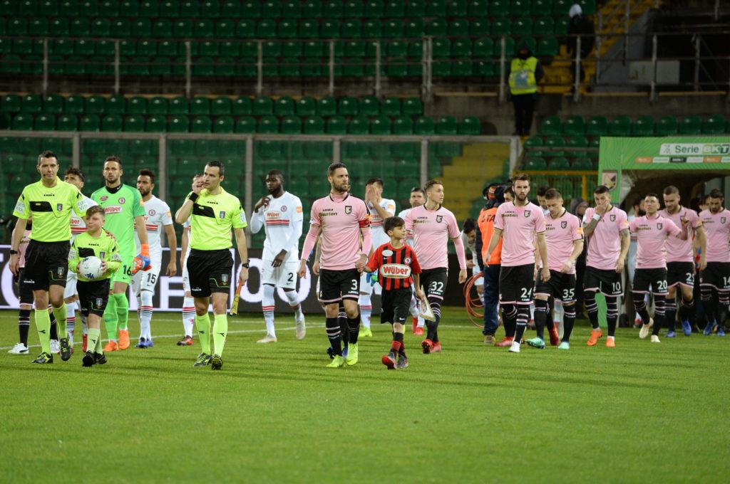 Palermo - Foggia ingresso