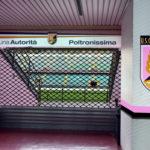 Stadio barbera Palermo vista tribuna