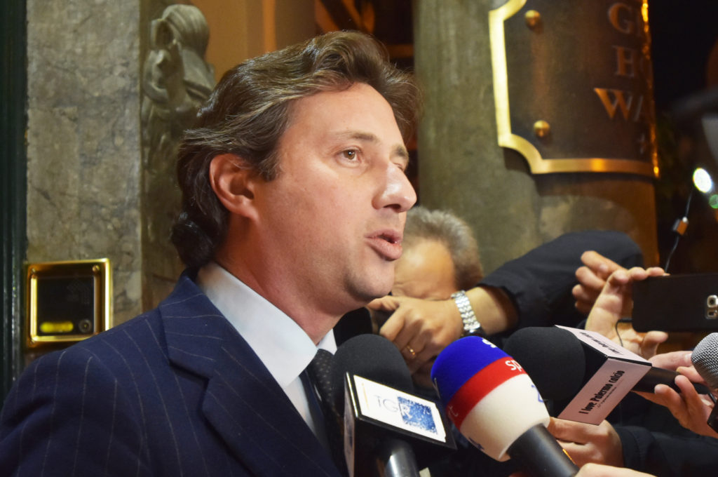 Raffaello Follieri Palermo