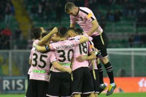 gol Trajkovski Palermo - Lecce