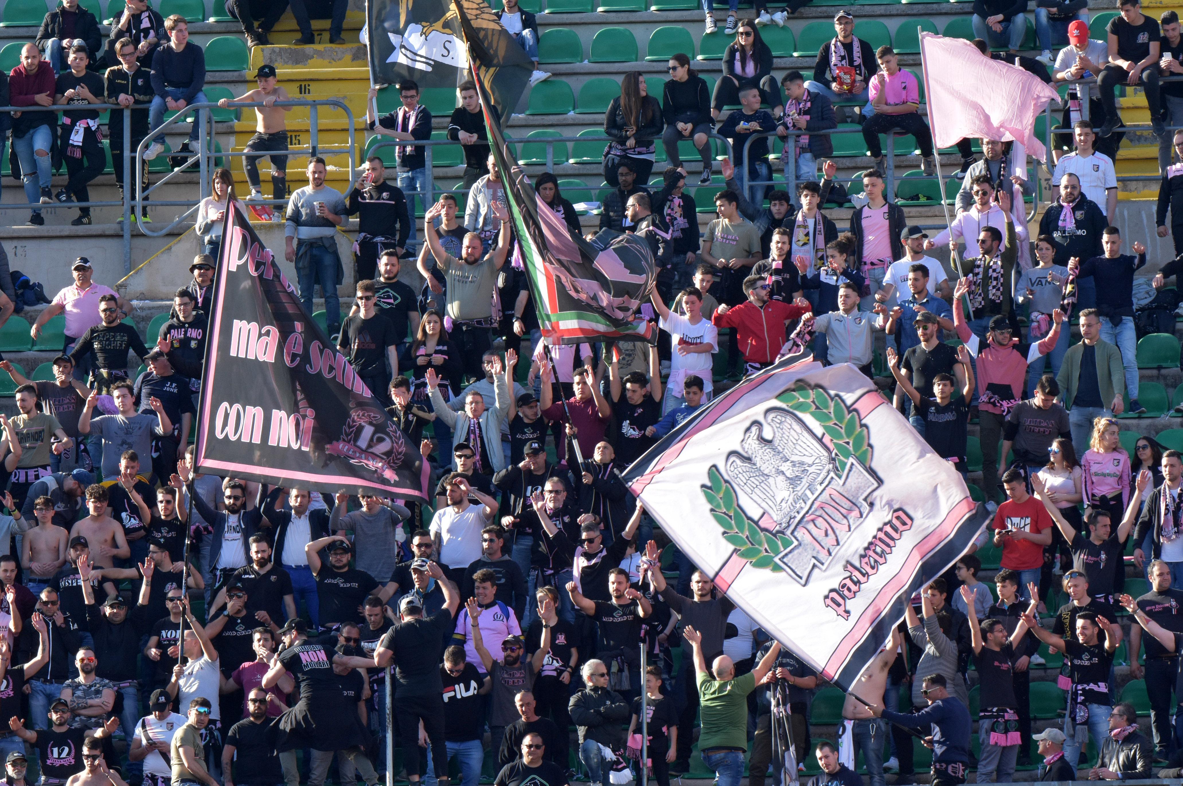 Curva Nord Palermo Carpi