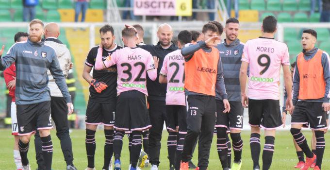 Palermo Carpi fine partita