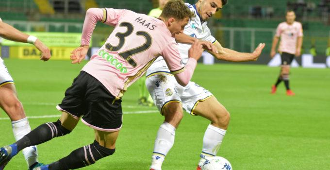 Palermo Verona Haas