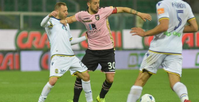 Palermo Verona Nestorovski