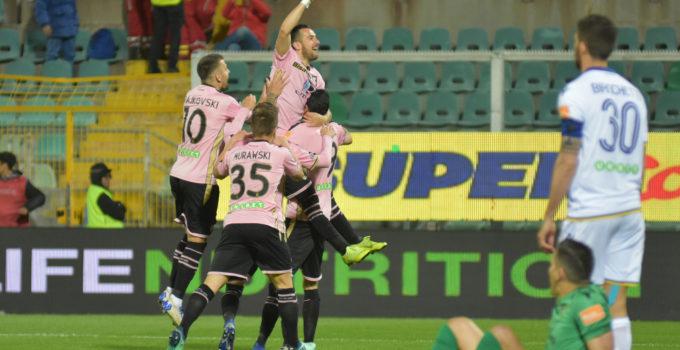 Palermo Verona Nestorovski gol
