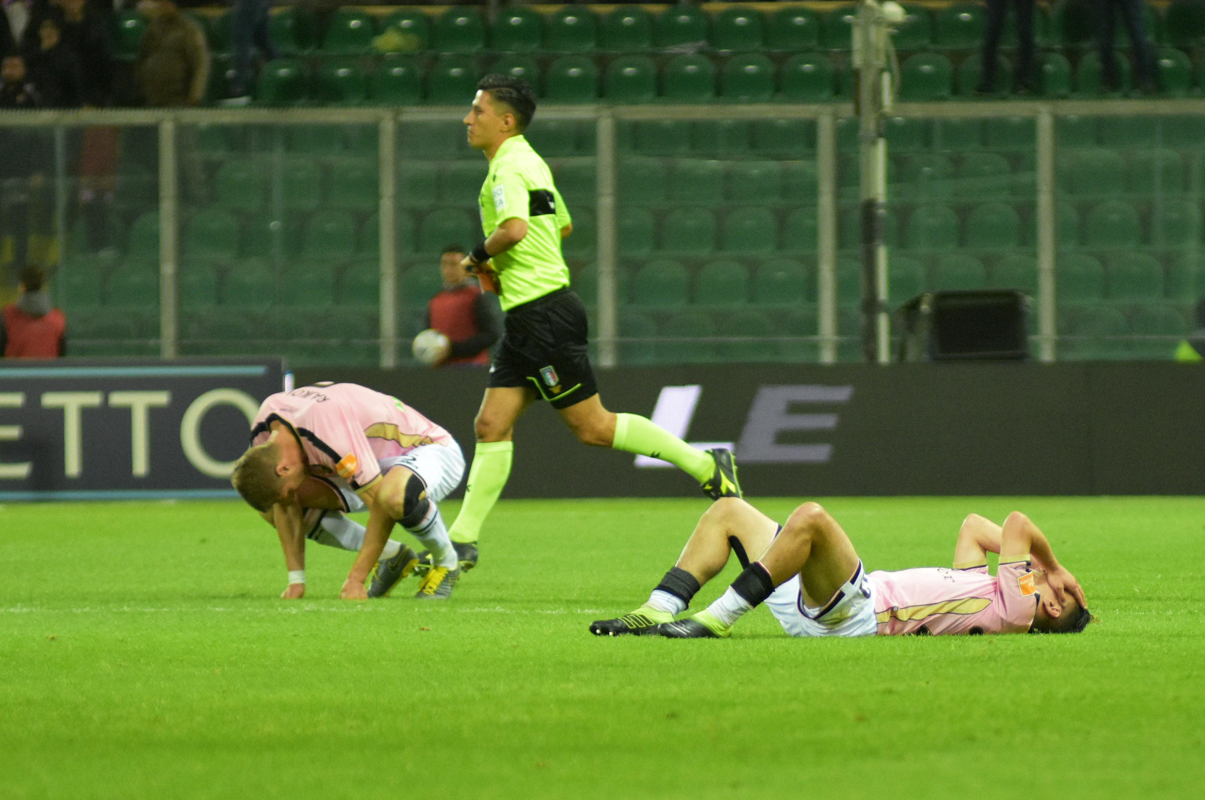 Delusione Palermo