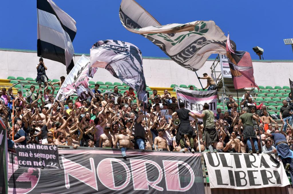 Curva Nord 12 Palermo Spezia