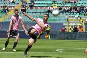 Rispoli Palermo Spezia